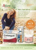 Forden Sie den aktuellen Katalog an! www.aliva.dealiva.de Aliva-Apotheke