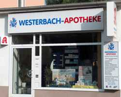 Zertifikat Westerbach-Apotheke-Shop