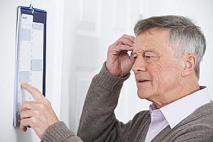Demenz: Wenn das Gedächtnis beeinträchtigt ist
