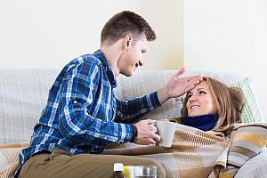 Grippe, Grippaler Infekt oder Erkältung: Unterschiede & Behandlung