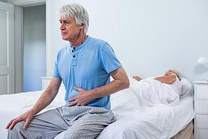 Gastritis: nicht immer ist die Magensäure schuld