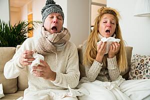 Grippe oder Erkältung: Worin genau liegen die Unterschiede?