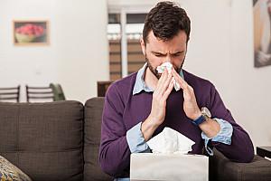 Hausstauballergie: Milben mit einfachen Mitteln bekämpfen