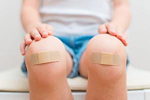 Bluterkrankheit: kleine Wunden problematisch Hämophilie