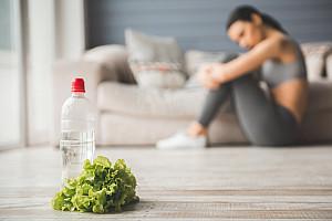 Magersucht: Wenn Abnehmen zur Sucht wird