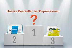 Top Produkte gegen Depressionen