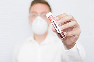 Mundschutz gegen Viren - können die Mundmasken eine Ansteckung mit dem Corona-Virus minimieren