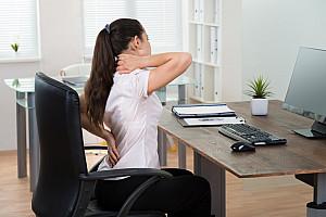 Muskelverspannung: Wenn der Muskel überlastet ist