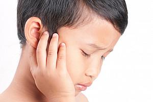 Ohrenschmerzen bei Kindern: Ein häufig auftretendes Phänomen