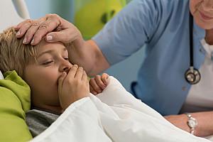 Pseudokrupp akute Hustenanfälle bei Kindern