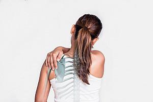 Schulterblattschmerzen: Ursachen, Therapie und Prävention