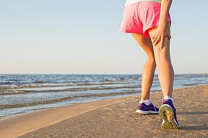 Muskelzerrung: Plötzliche Überlastung der Muskeln