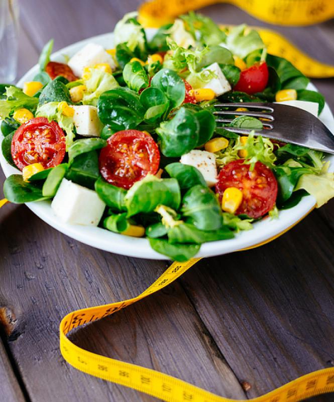 ausgewogene ernährung ist wichtig