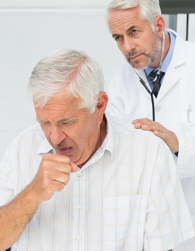 Arztbesuch bellender Husten