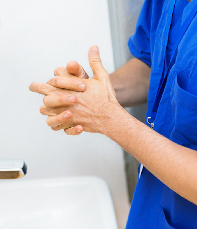 hygiene als wichtige maßnahme