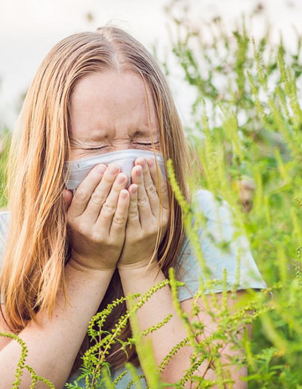 allergie und migräne als ursachen