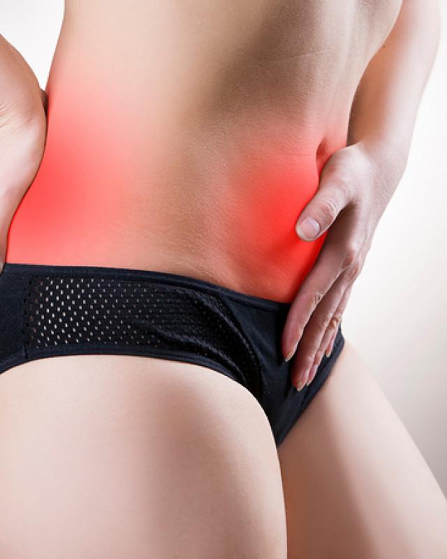 östrogenmangel unterleib frau probleme
