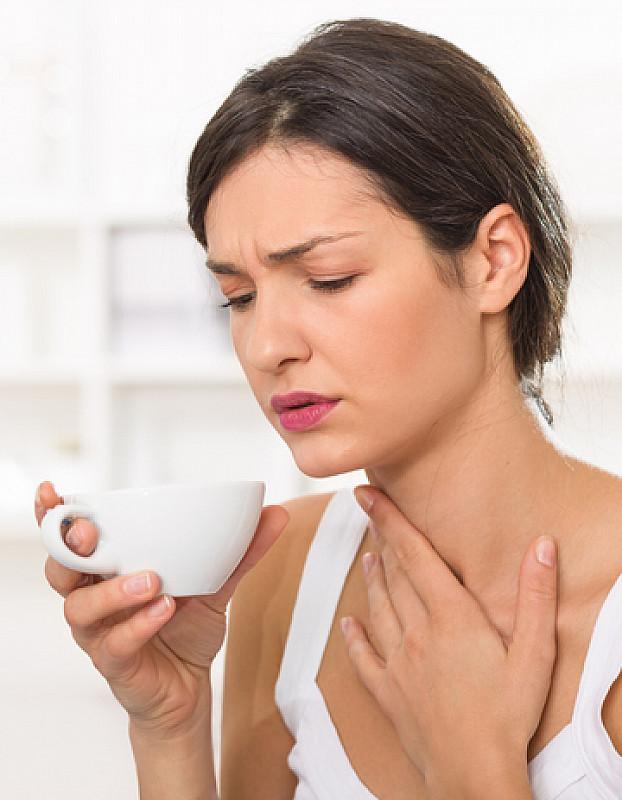 Die Kehlkopfentzündung