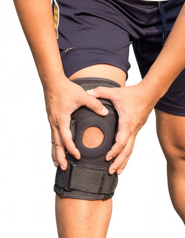 Gelenkschmerzen im Knie