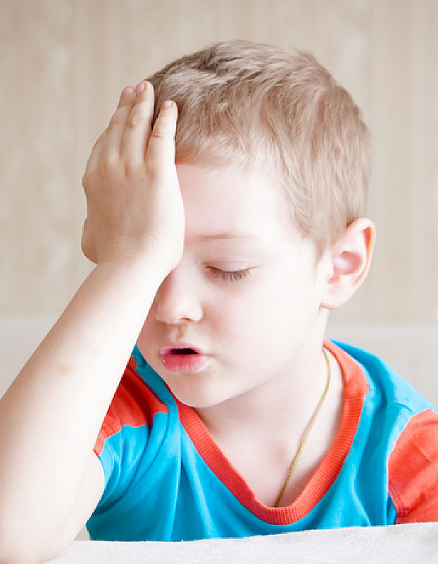 Sonderfall Migräne bei Kindern