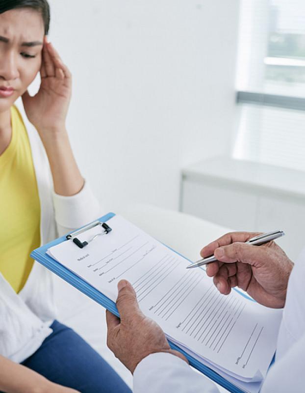 Behandlung Hörsturz