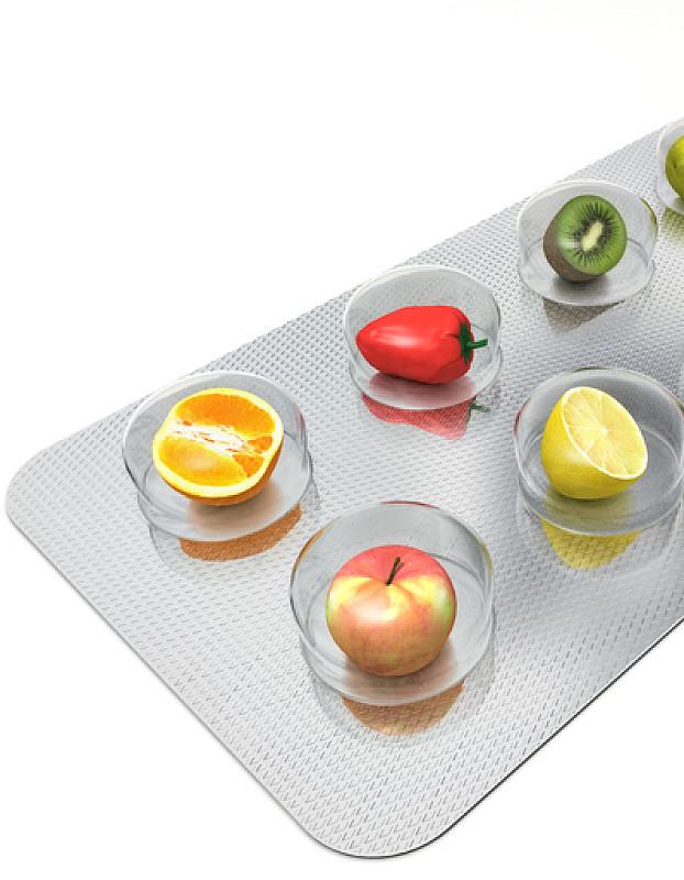 nahrungsergänzung oder vitamine