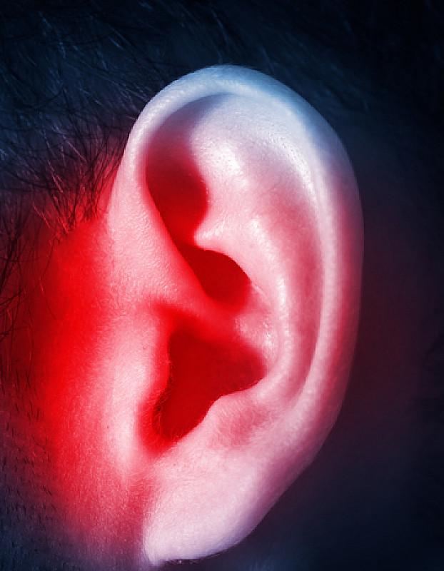Behandlung von Ohrenschmerzen