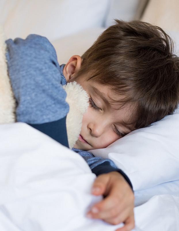 bettruhe für kinder bei erkältung
