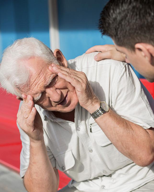 schwindelattacken und hörverlust bei drehschwindel