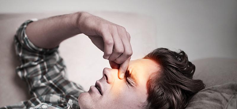 Nasennebenhöhlenentzündung behandeln