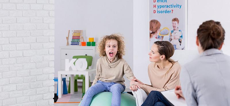 ADHS Hyperaktivität behandeln