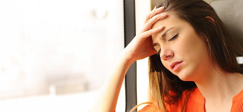 Ursachen, Symptome für reiseübelkeit