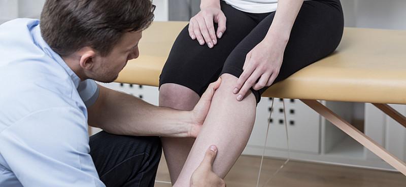 Restless-Legs-Syndrom Beine keine Ruhe