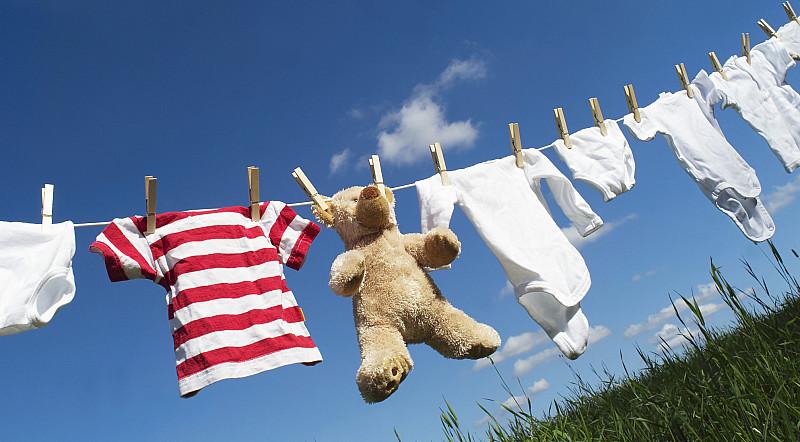 Entwurmung Kinder Wäsche bei 60 Grad Waschen