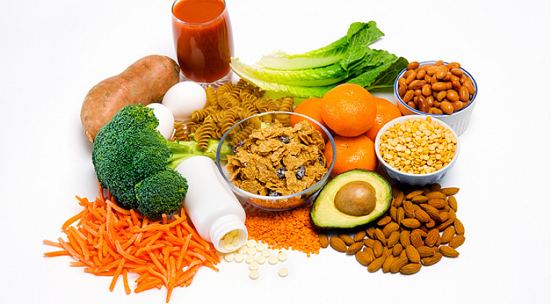 folsäure lieferanten in der nahrung
