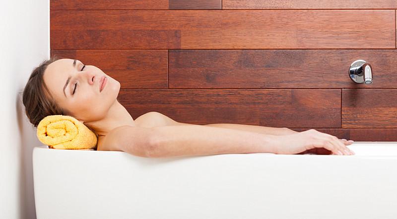 Erkältungsbäder entspannen Gliederschmerzen