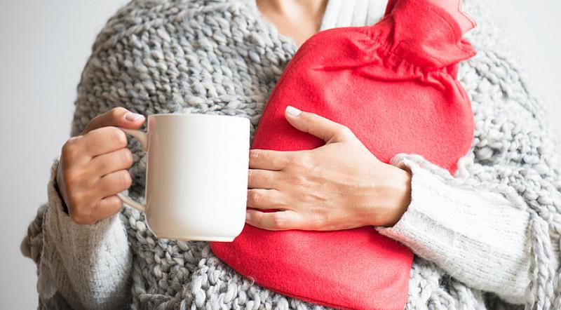 Bauchschmerzen: Übelkeit, Erbrechen und Durchfall behandeln