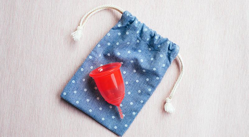 Menstruationsbecher