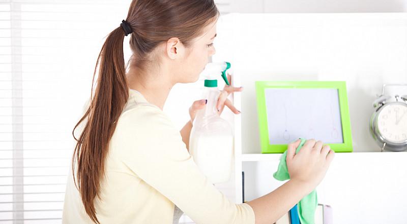 reinigung und desinfektion als vorsichtsmaßnahme