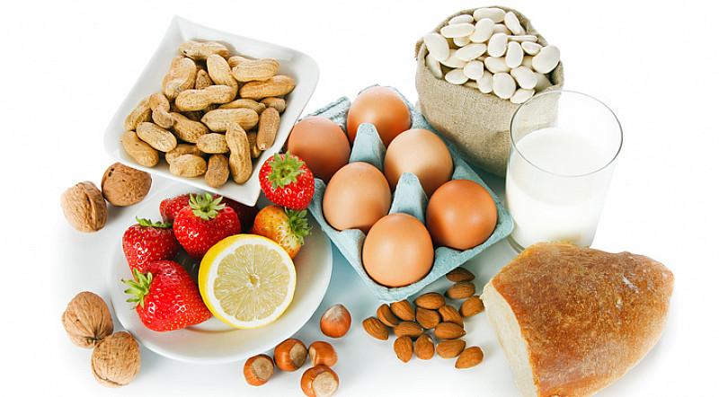 Unverträglichkeit: Wenn Lebensmittel mit Laktose und Gluten krank machen
