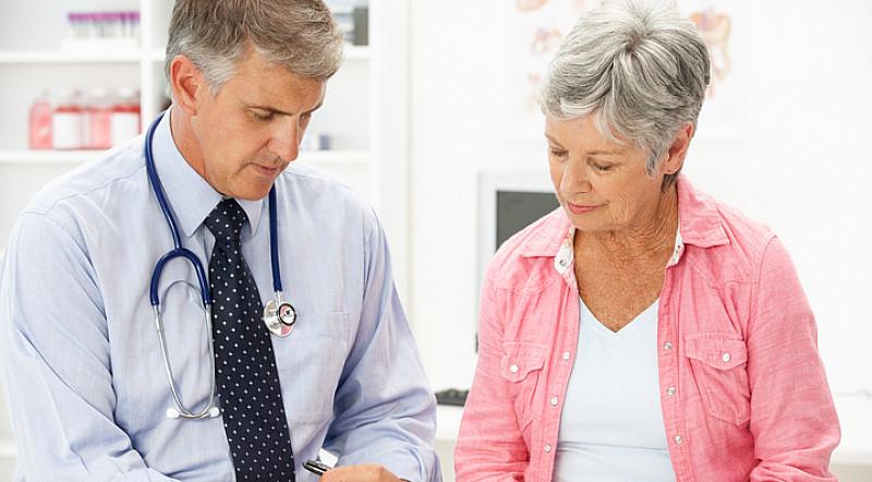 untersuchung zum abklären der symptome und erkrankung