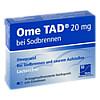 Ome TAD 20mg bei Sodbrennen Hartkapseln, 14 ST, TAD Pharma GmbH