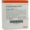 ACETYLSALICYLS INJ HOM ALL, 10 ST, Biologische Heilmittel Heel GmbH