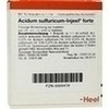 ACIDUM SULF INJ FORTE, 10 ST, Biologische Heilmittel Heel GmbH