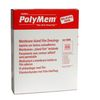 PolyMem Wund Pad m selbstklebender Du Folie 606, 15 ST, Mediset Clinical Products GmbH