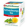 Bad Heilbrunner Fettverdauungstee, 8 ST, Bad Heilbrunner Naturheilm. GmbH & Co. KG