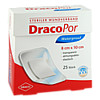 Dracopor Waterproof Wundverband steril 8cmx10cm, 25 ST, Dr. Ausbüttel & Co. GmbH