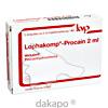 Lophakomp Procain 2ml, 5 × 2 Milliliter, Köhler Pharma GmbH