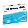 ben-u-ron 500mg Tabletten, 20 Stück, Bene Arzneimittel GmbH