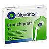 BRONCHIPRET TP, 20 ST, Bionorica Se